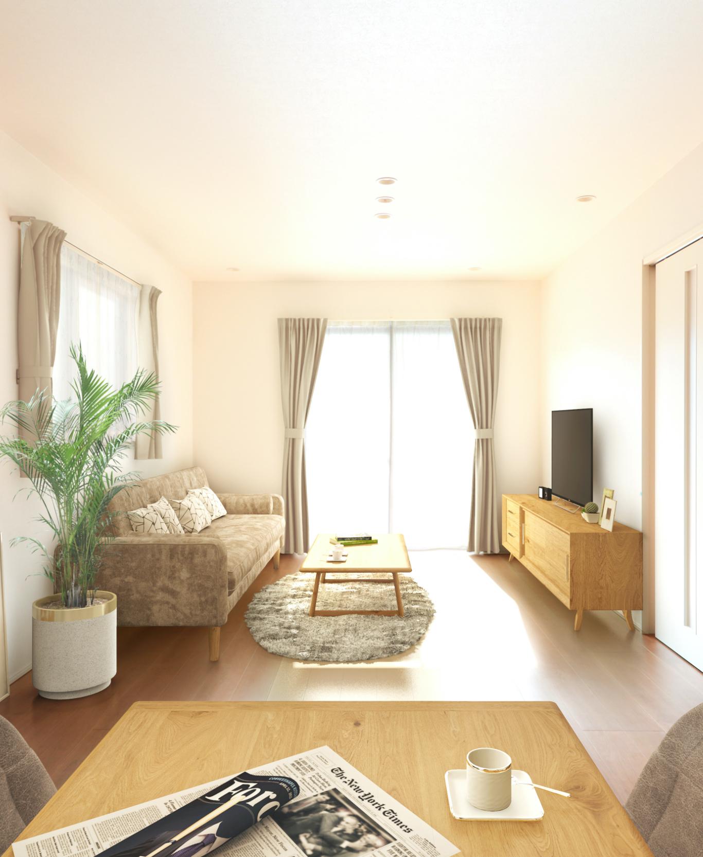 いい家をより安く!「価格」も「性能」も「デザイン」も。